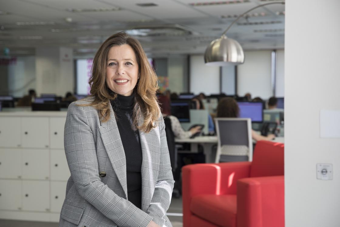 Sandra Gibert, General Director