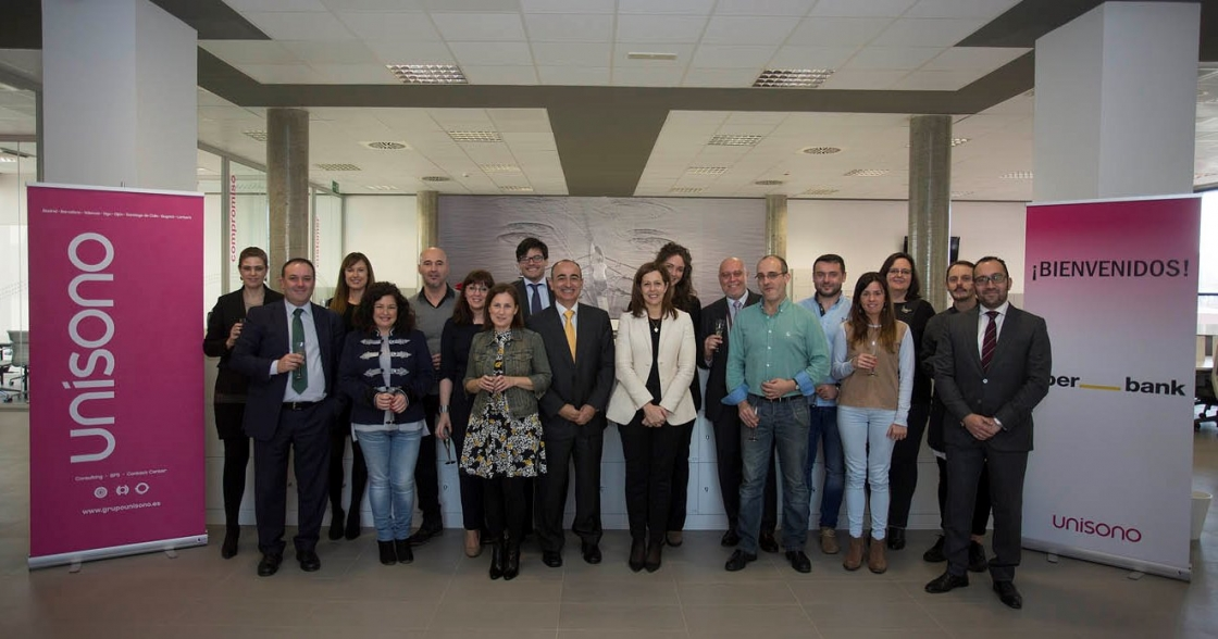 Unisono opens a new operations center in Gijón
