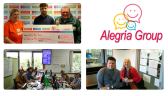 Want to know what Alegría group is?