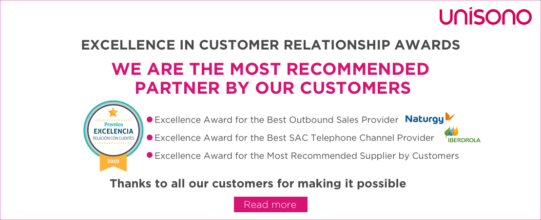 Excellence in Customer Relationship Awards
